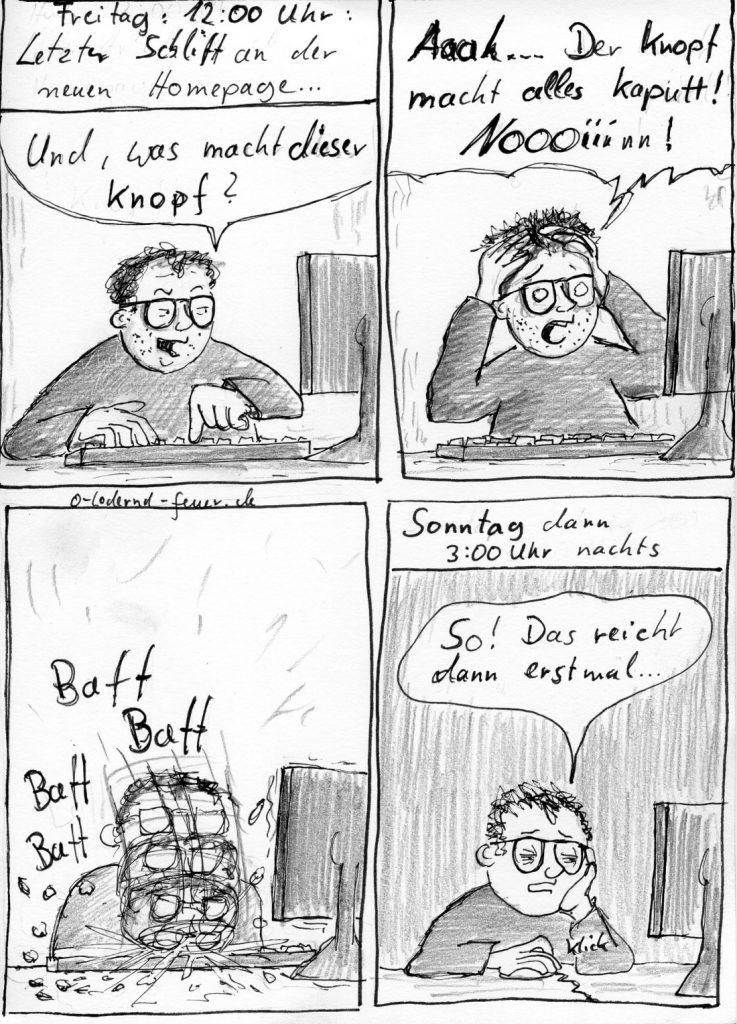 Homepage_kaputt