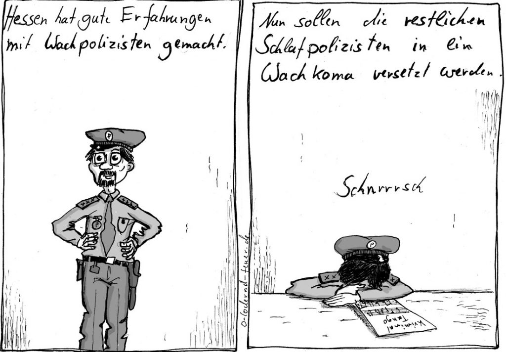 Wachpolizisten