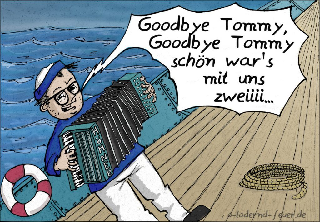 Goodbye Tommy